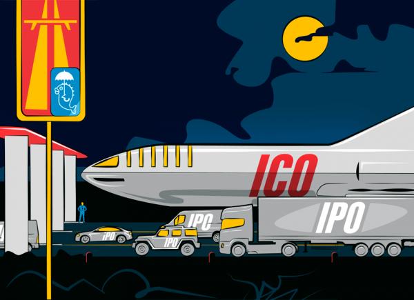 Врожденная порочность ICO и методы борьбы со скамом