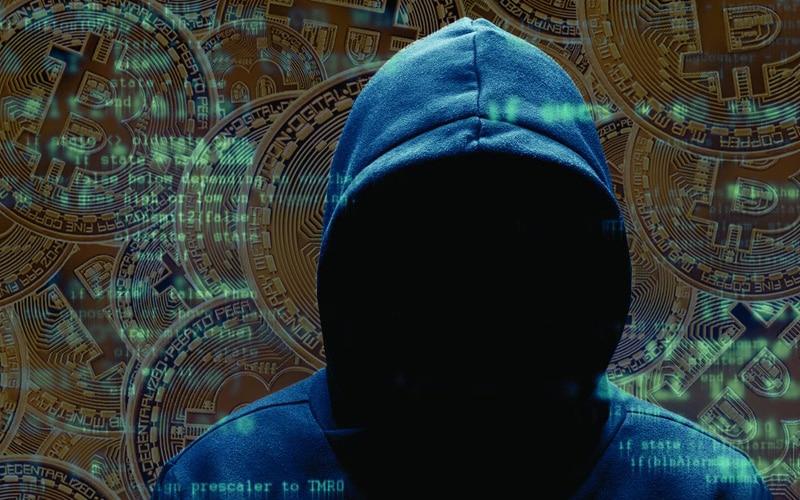 крипто-хакер в даркнете