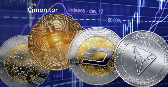 Обзор 5 топовых криптовалют: Биткойн Кэш, IOTA, TRON, Биткойн С.В., DASH