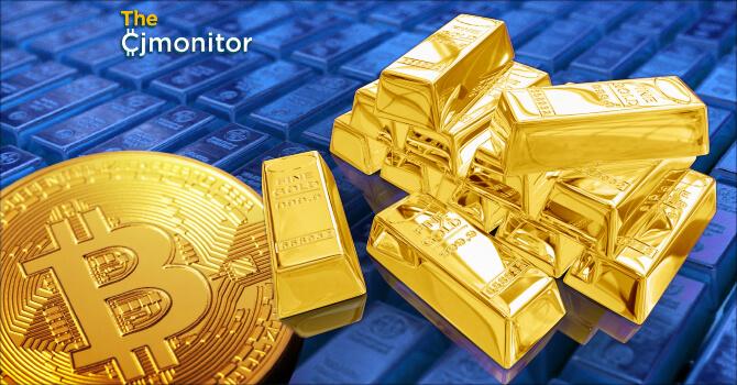 Что такое биткоин — объясняем на золотых слитках