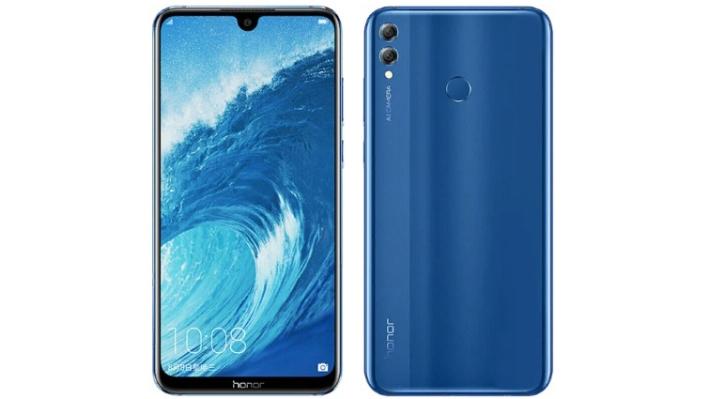 Huawei объявила дату старта продаж смартфона-плашнета Honor 8X Max в России
