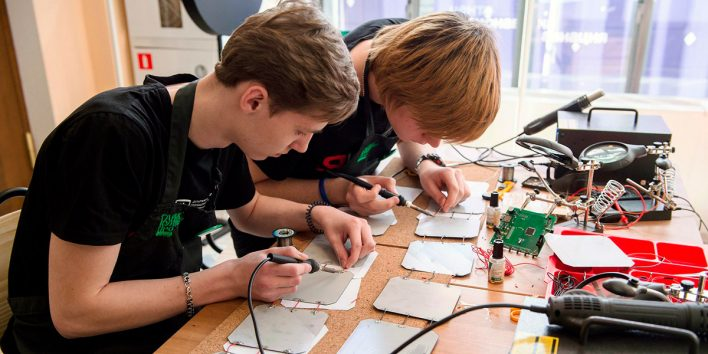 «Инженеры будущего» заявили о себе!