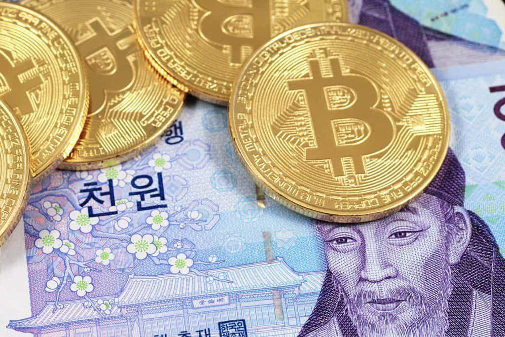 биткоин и воны
