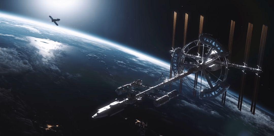 орбитальная станция