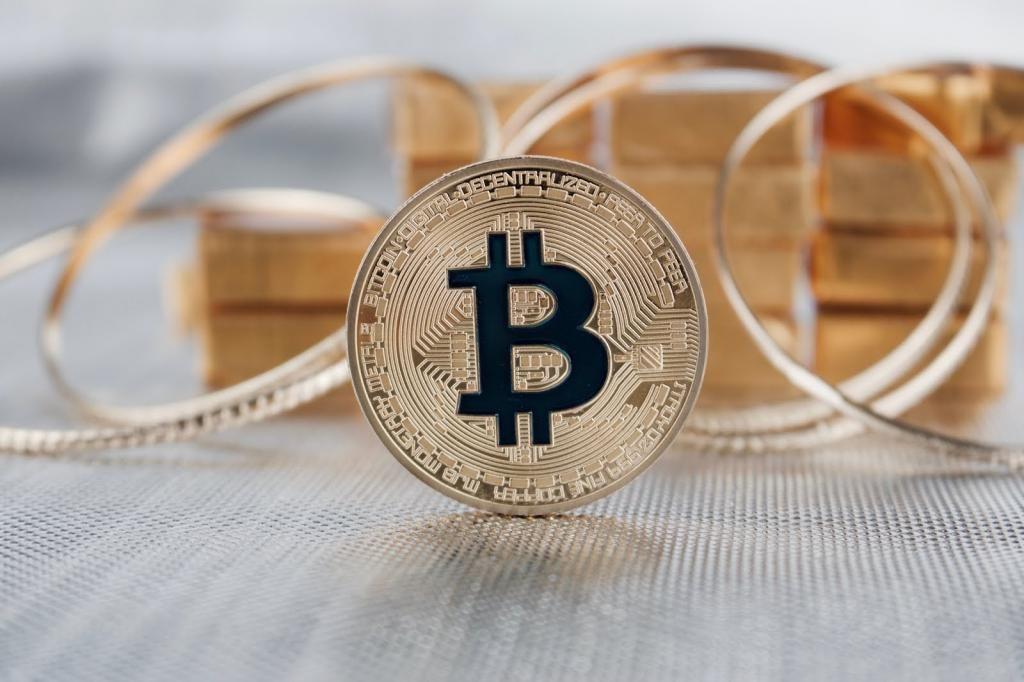биткоин ценный актив