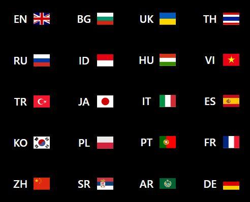 2miners языки