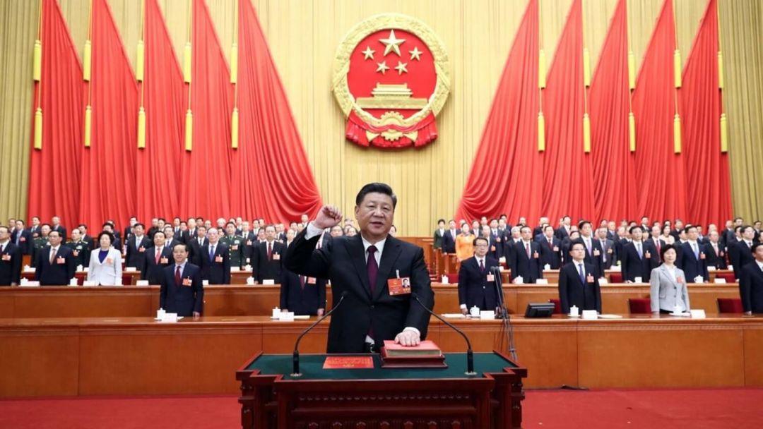 правительство китай партия