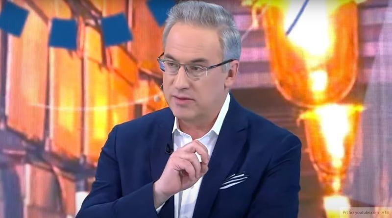Норкин прервал эфир из-за спецсообщения Минобороны РФ
