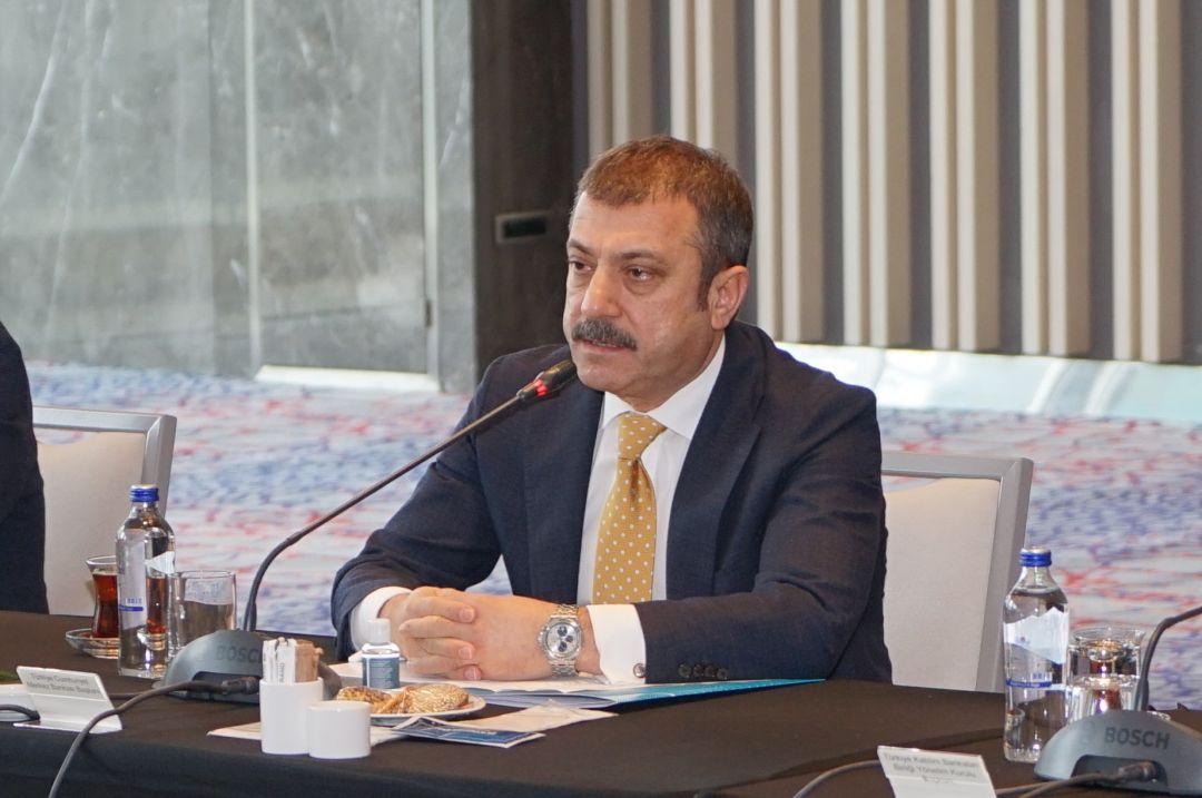 председатель Центрального банка Турции