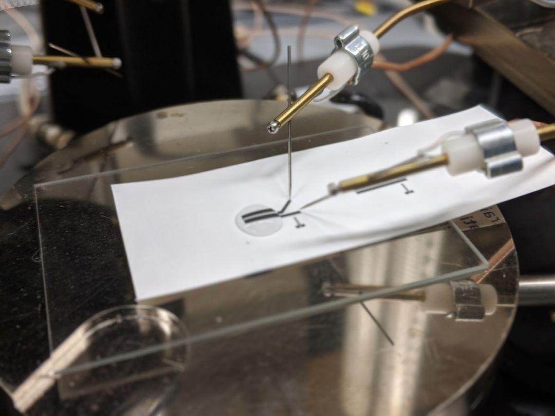 напечатанный транзистор