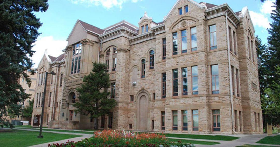 Университет Вайоминга США