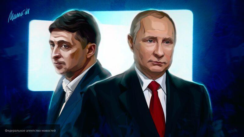 Дончанин ворвался в эфир украинского ТВ и предложил Зеленскому приехать в Крым