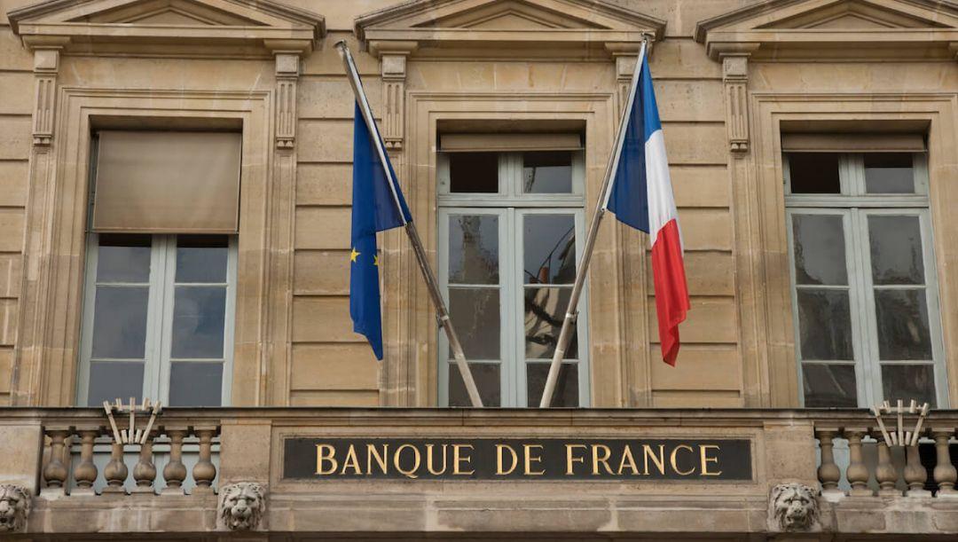 Центральный Банк Франции криптовалюты