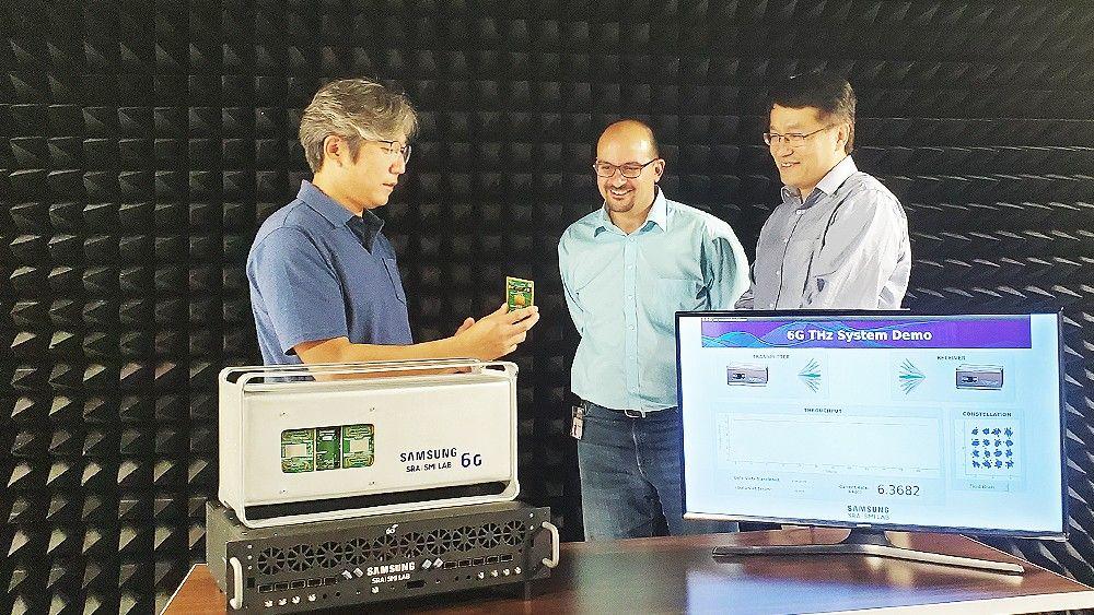прототип системы 6g самсунг