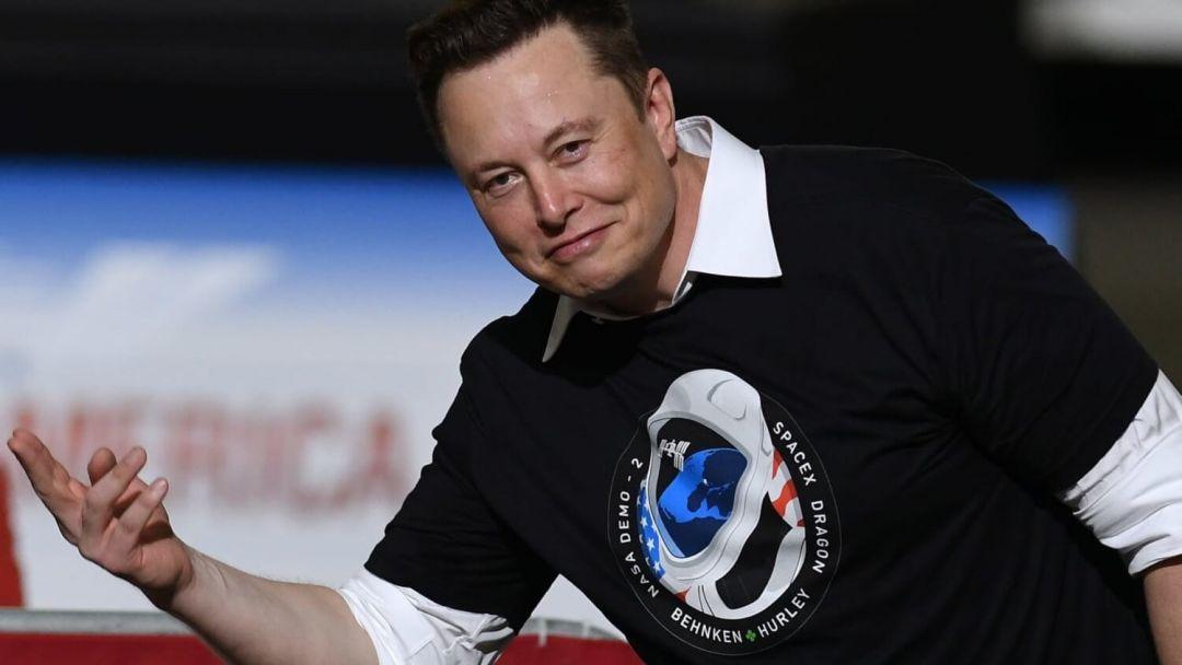 Илон Маск Tesla