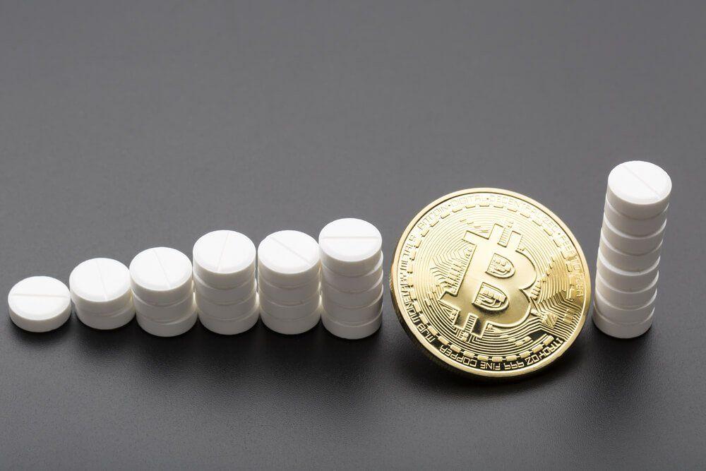 Биткоин наркотики блокчейн