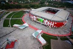 Более 1,6 тыс человек обеспечат безопасность на матче футбольных сборных России и Мальты в Москве