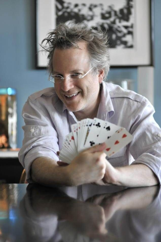 Бен Мезрич трейдинг покер