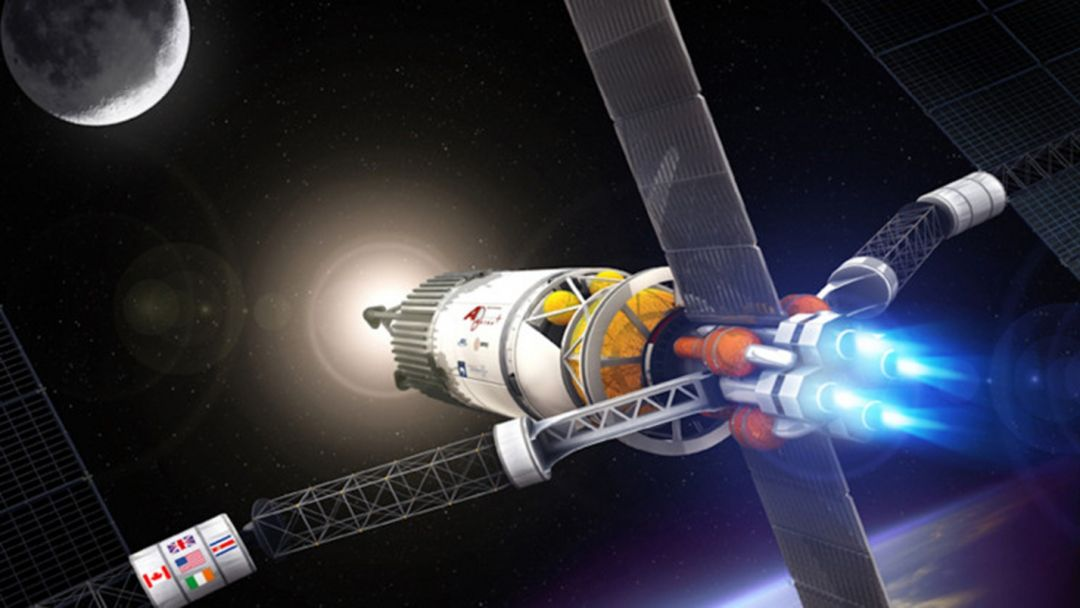 плазменный ракетный двигатель