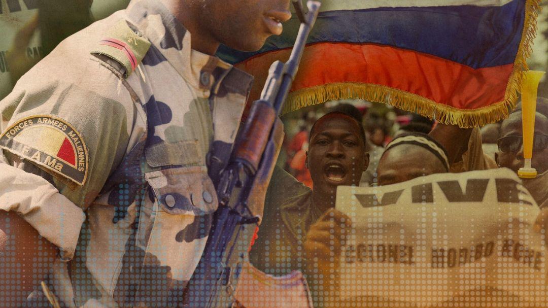 Курс на сближение с Россией помог Ассими Гоита завоевать поддержку граждан Мали