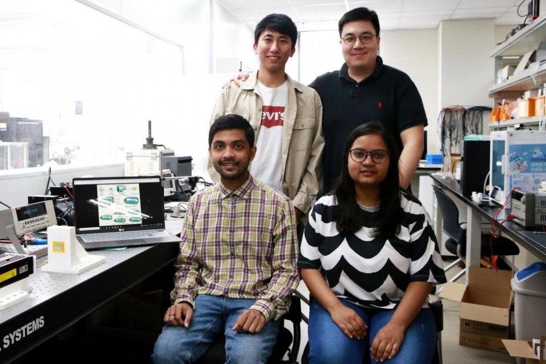 команда ученых