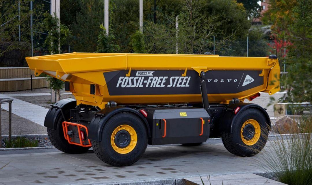 грузовик из нердавеющей стали